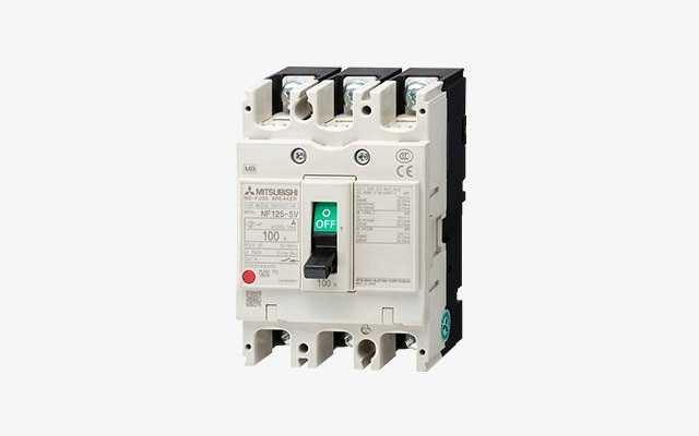 Low-voltage Circuit Breakers